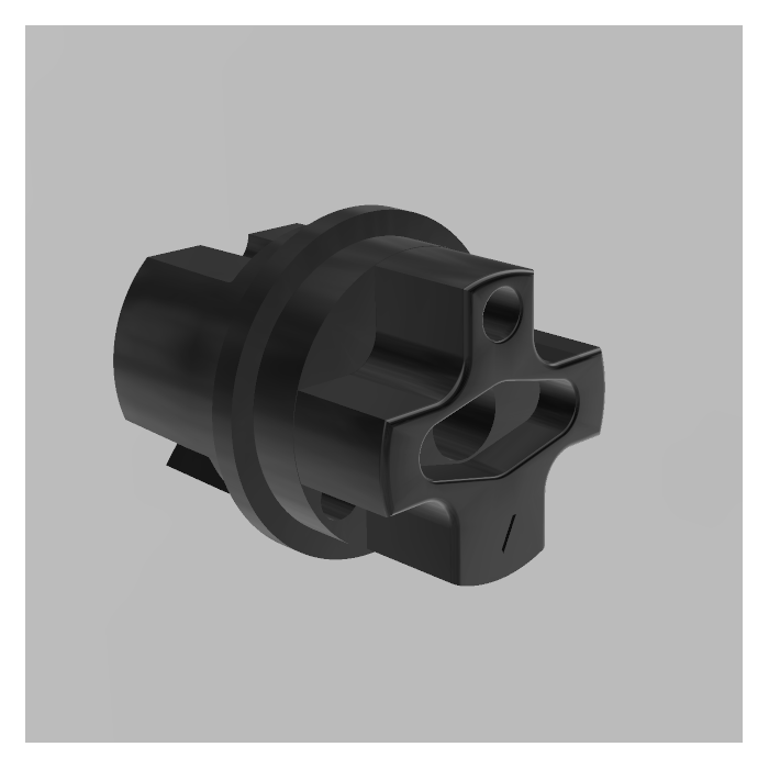 Adapter from Thrustmaster to Logitech